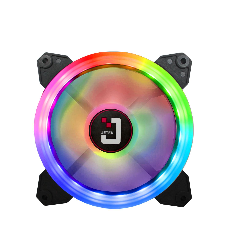 FAN CASE JBC-140/120RGB-PRO