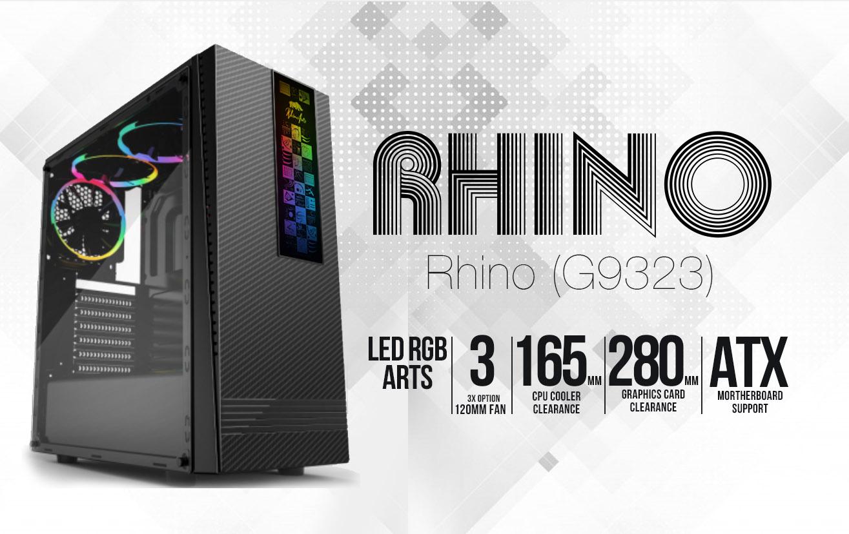 Rhino Art (G9323)