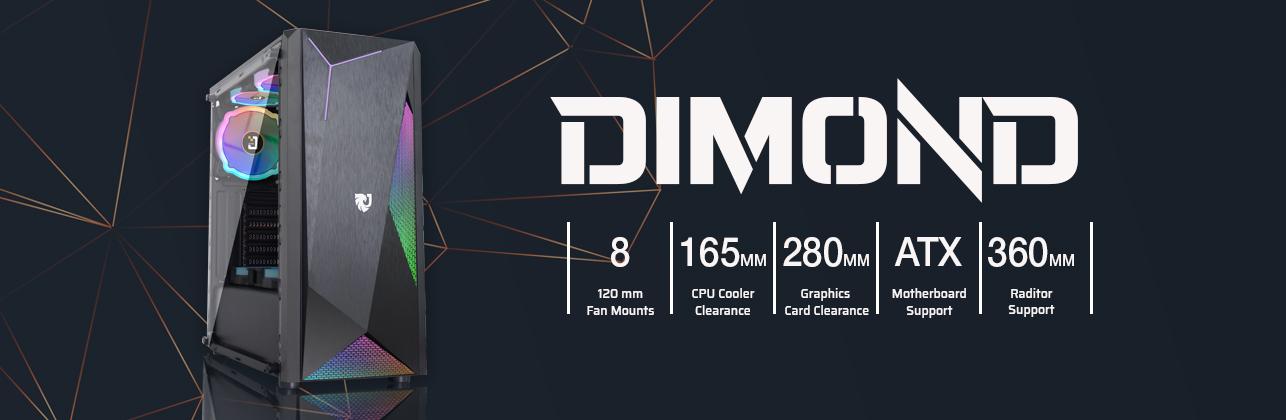 slide baner dimond