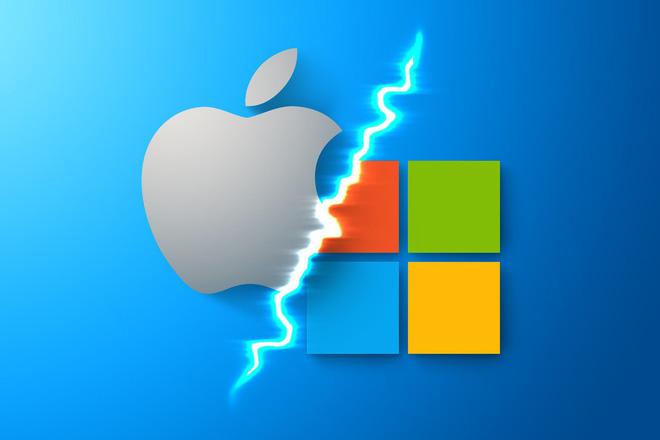 Windows 11, khởi đầu cho cuộc chiến trong kỷ nguyên mới giữa Apple – Microsoft